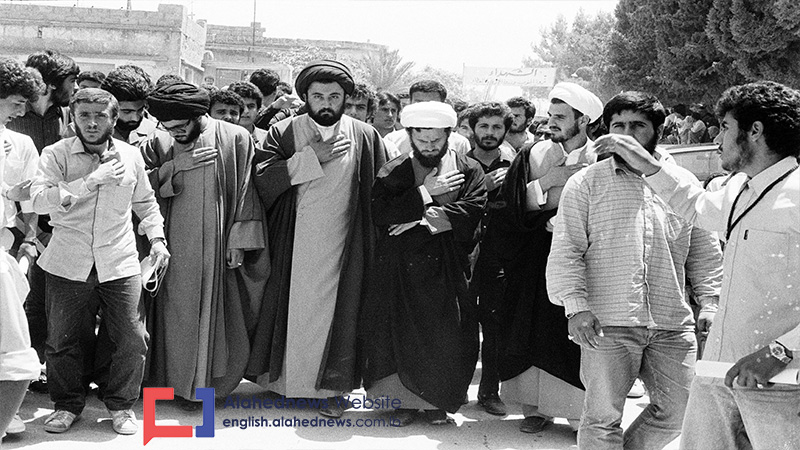 Old Times: Photos of Hezbollah Martyrs Funerals