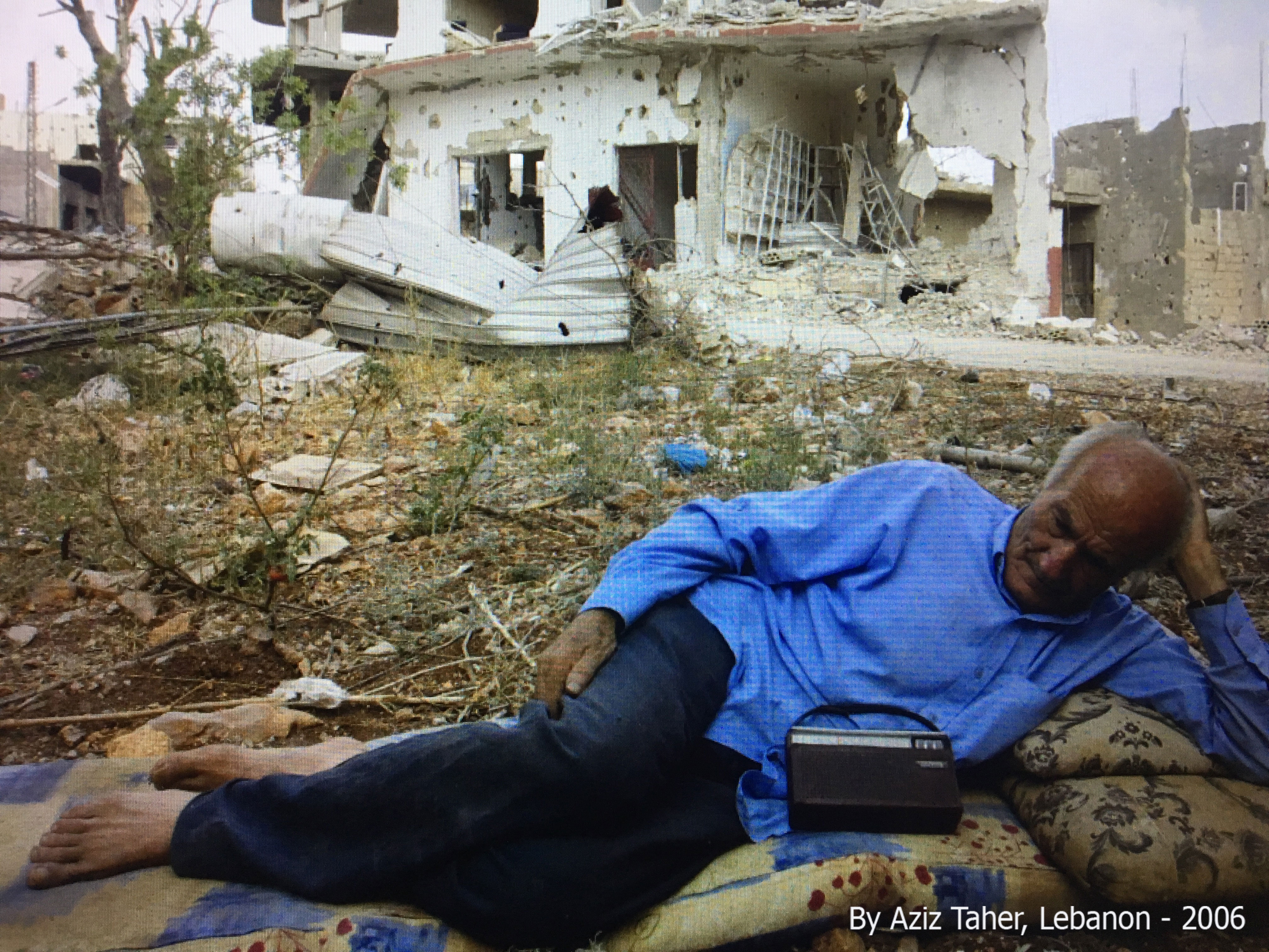 Recorded Moments of War, Suffering, Resistance and Victroy