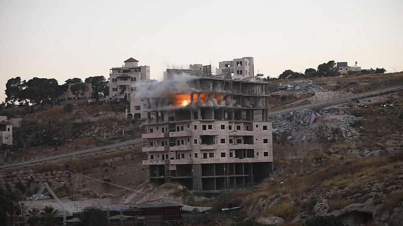 The Biggest Demolition Ever of Palestinian Houses Since 1967