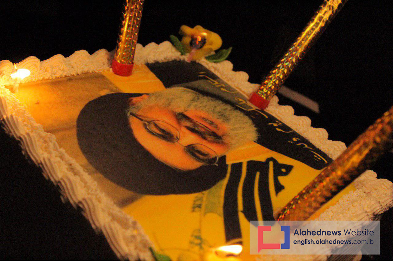 Happy 60 Sayyed Nasrallah! You Will always Be Our Dearest