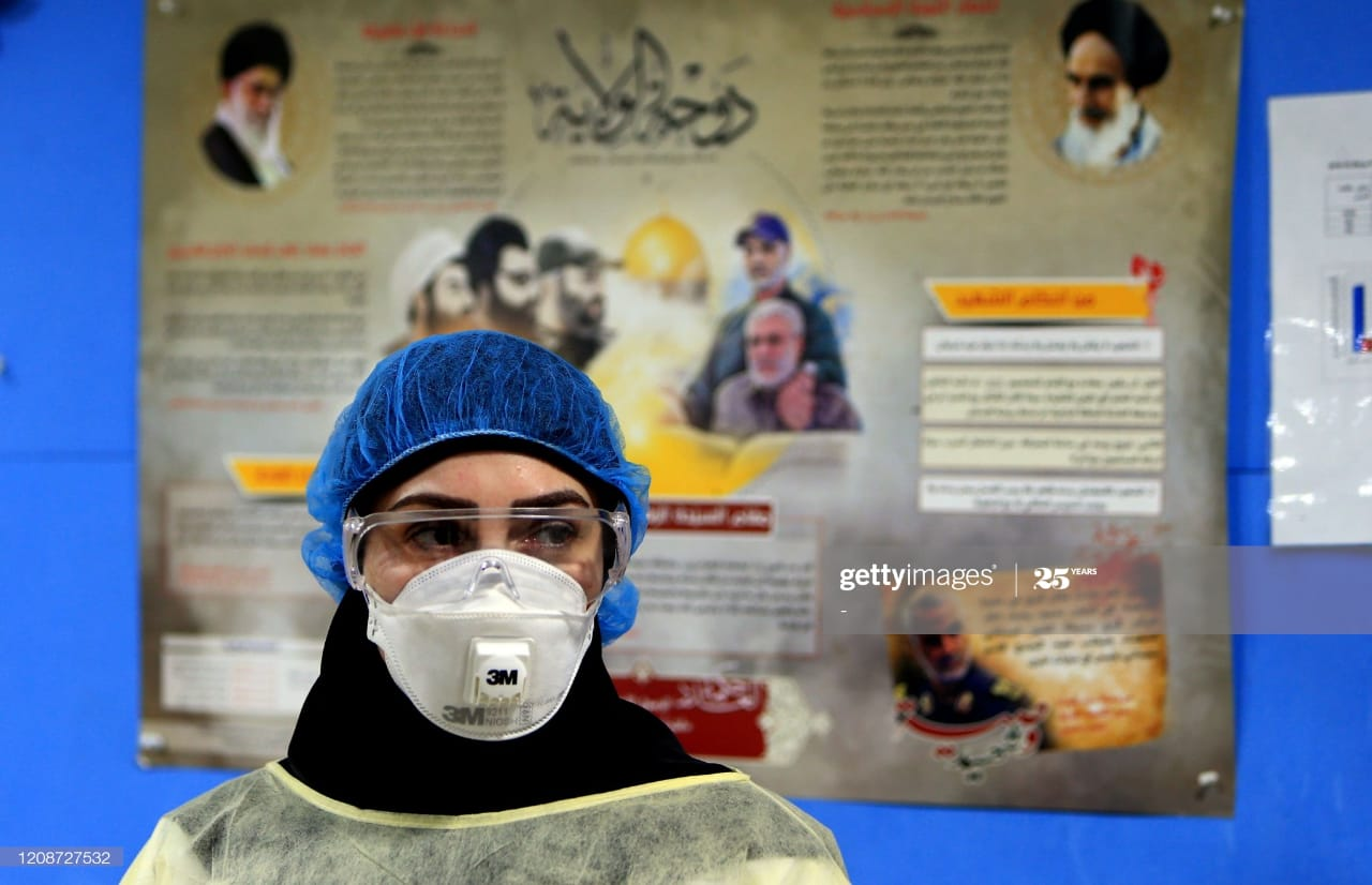 'We're Dedicated to Serve The People': Hezbollah Hosts Journalists in a Tour on Anti-Coronavirus Measures