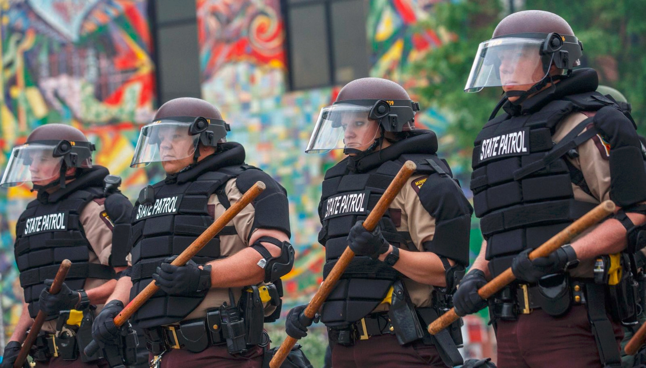 US Protests: Oppression, Police Brutality to be Continued [Photos]