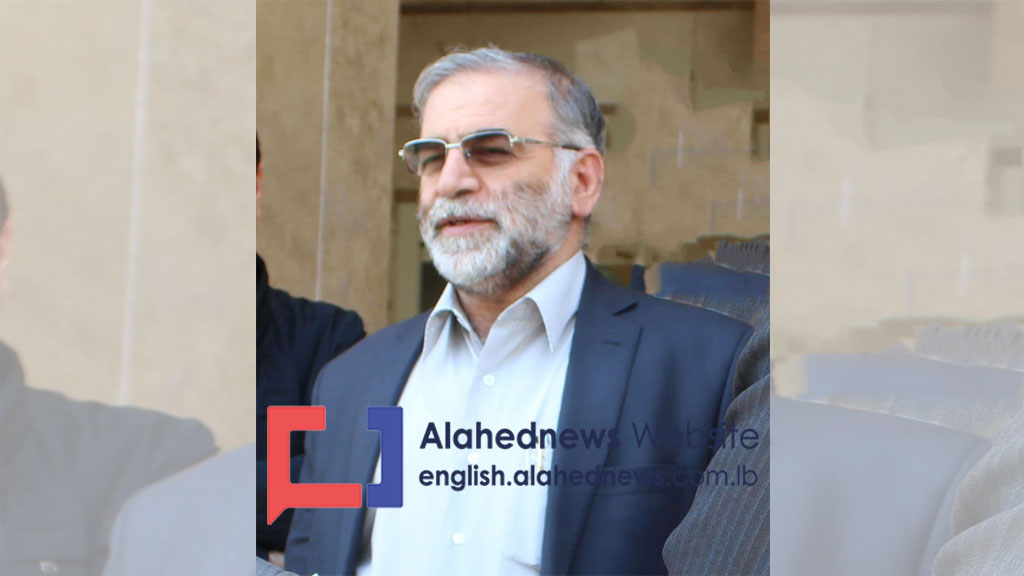 Al-Ahed News Publishes Unseen Photos of Martyr Mohsen Fakhrizadeh